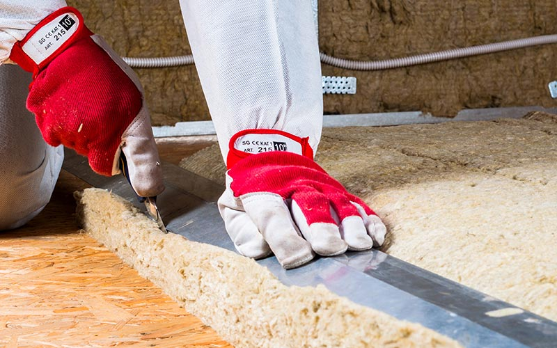 Insulation Installation and Products in the Flathead Valley