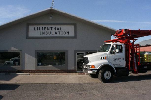 Lilienthal Insulation Installation and Energy Savings Store in Kalispell Montana